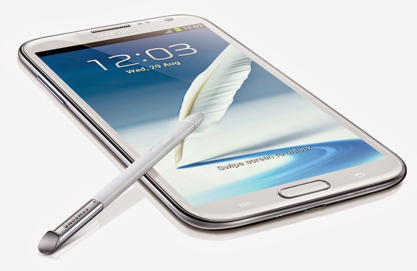 Hướng dẫn Hard Reset Samsung Galaxy Note 2 N7100