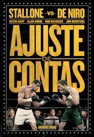 Filme Poster Ajuste de Contas HDRip XviD & RMVB Dublado