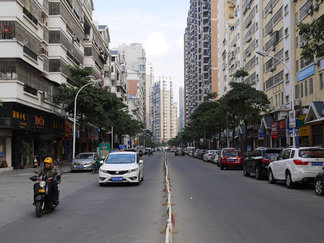 Xiamen Road (厦门路) in Zhangzhou