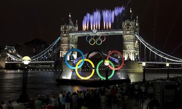 Juegos Olímpicos de Londres, 2012. ©AFP PHOTO/JOHANNES EISELE