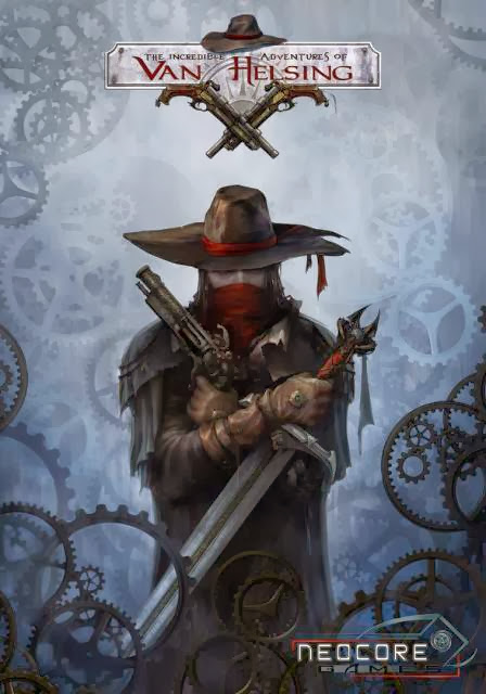 Cover Of The Incredible Adventures of Van Helsing (2013) Full Latest Version PC Game Free Download Resumable Links at Alldownloads4u.Com