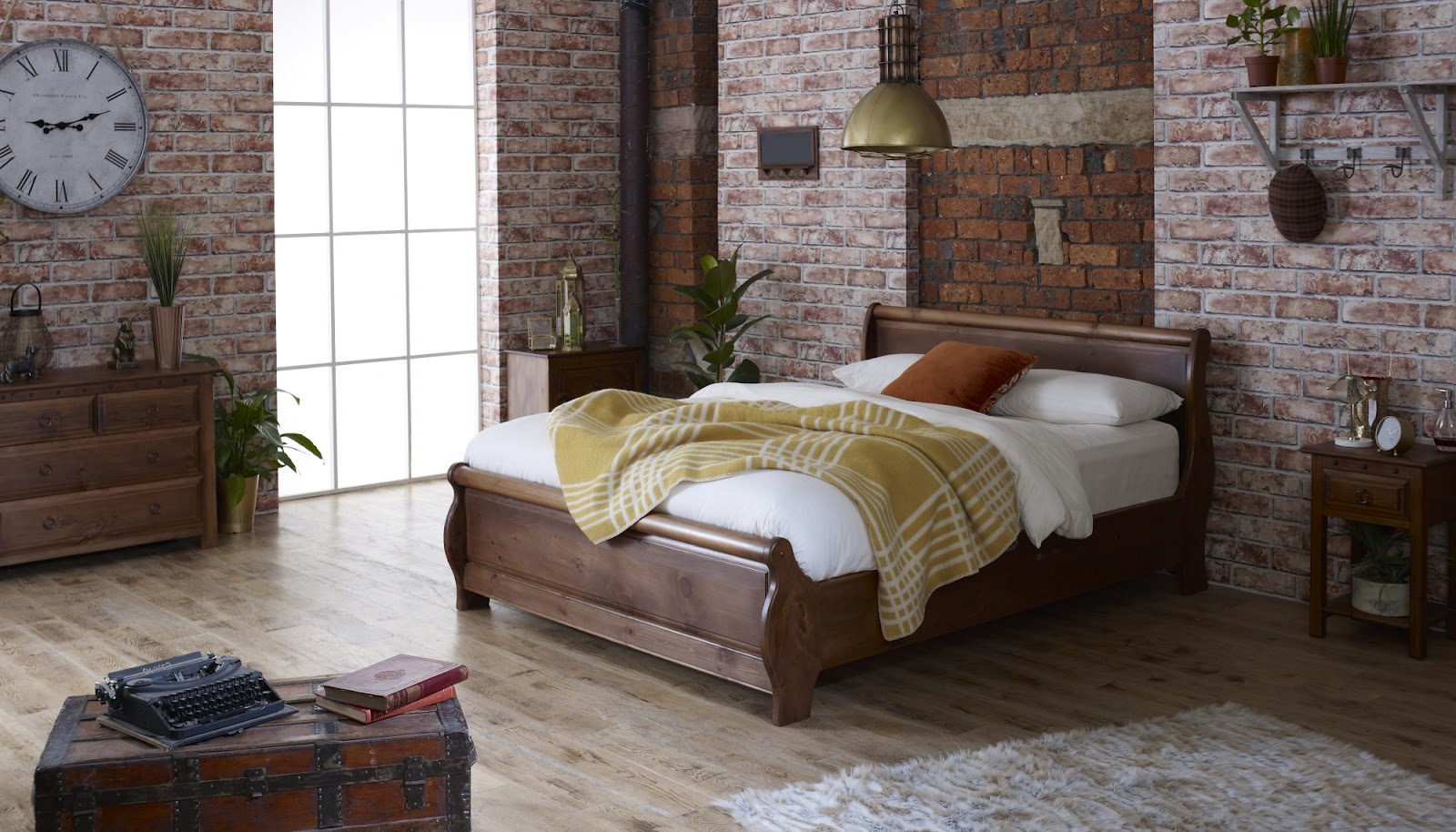 revival beds loft sleigh bed