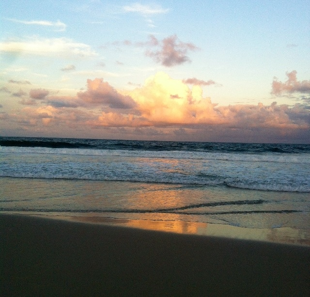 Bribie Island Beach: Special Moments: Bribie Island Christmas Camping