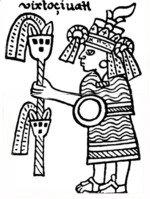 Goddess Huixtocihuatl Image