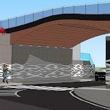 Acondicionamiento entorno urbano puente Avda. Emilio Ortuño