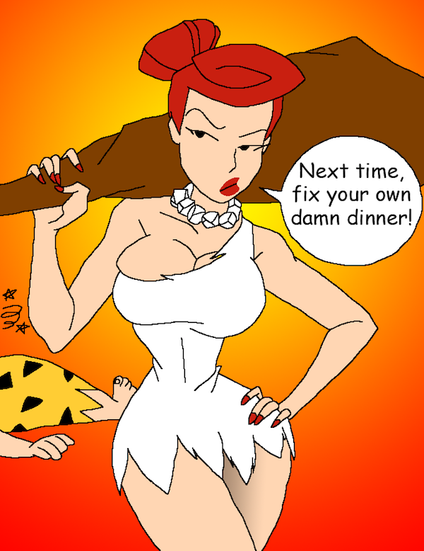 The Flintstones For Adults