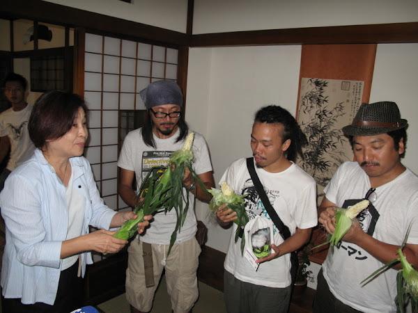 台灣有個好萊塢-安心亞/天心取景雲林 縣長帶農特產探班