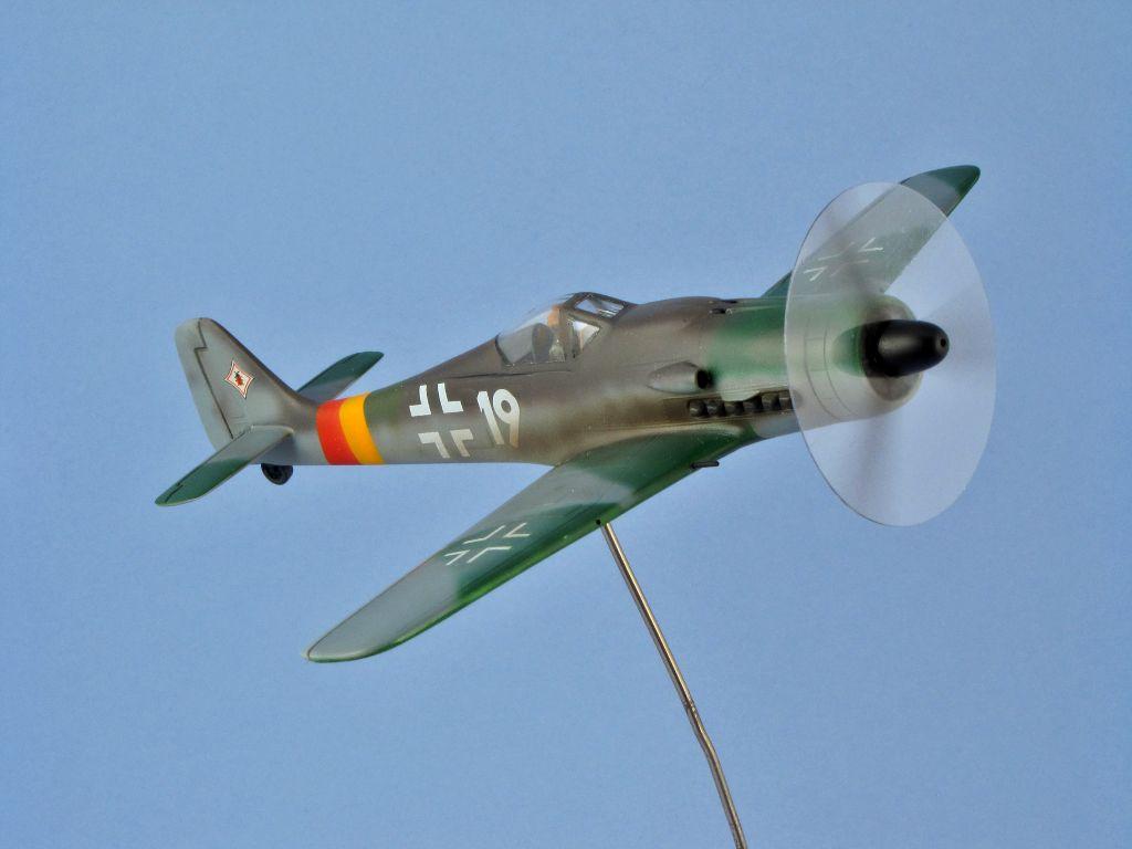 Lindberg 1/72 FW190D