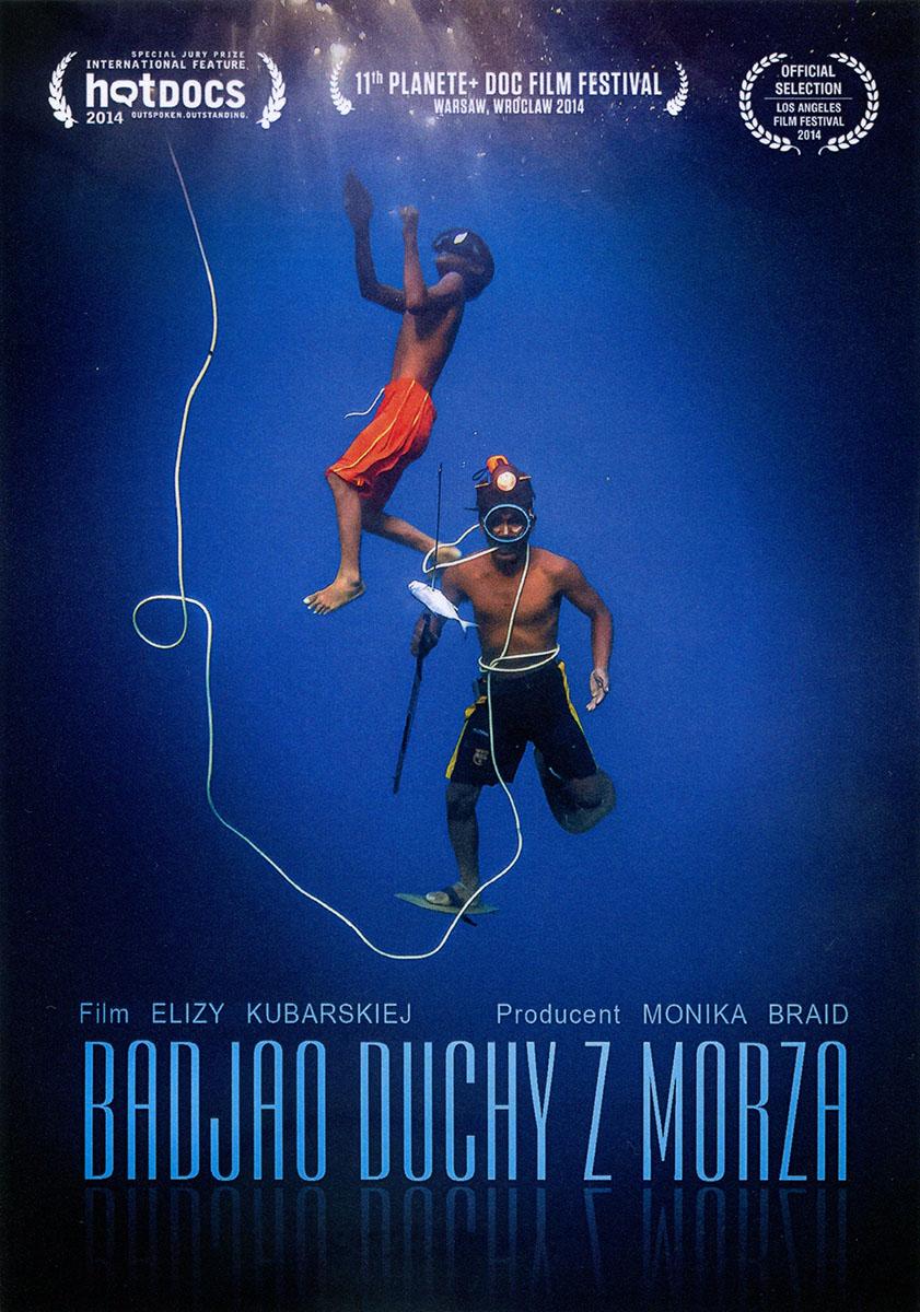 Ulotka filmu 'Badjao. Duchy Z Morza (przód)'