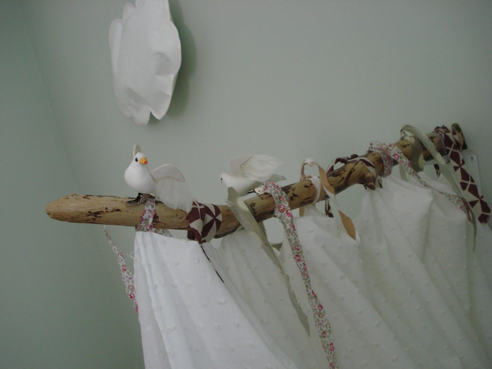 gris souris: Un lit de princesse