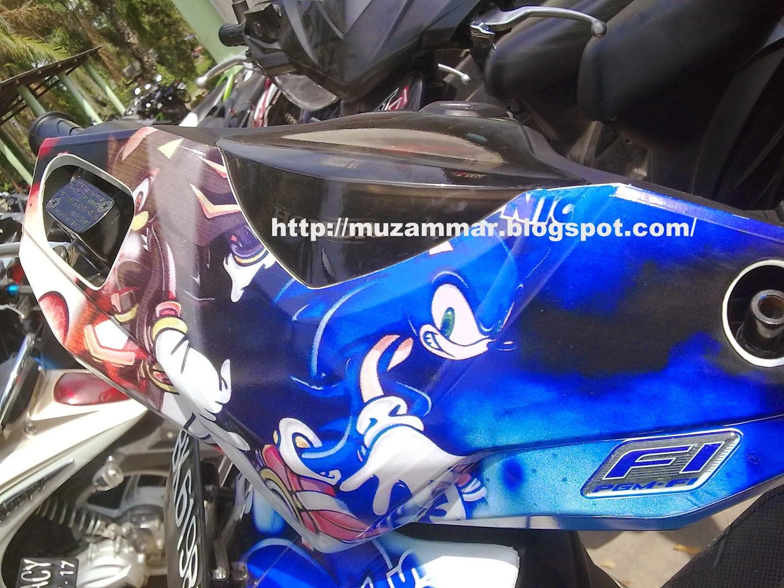 Modifikasi Motor Honda Beat Pgm Fi Wallpaper Modifikasi Motor