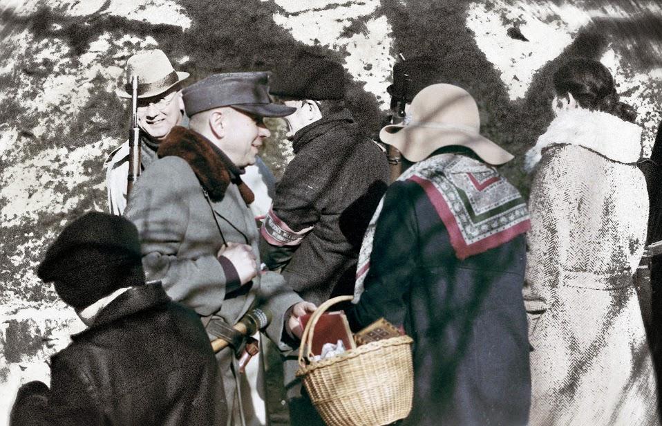 Arnswalde ewakuacja