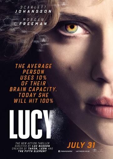 Λούσι (Lucy) Poster