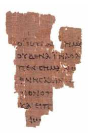P25 Biblical document