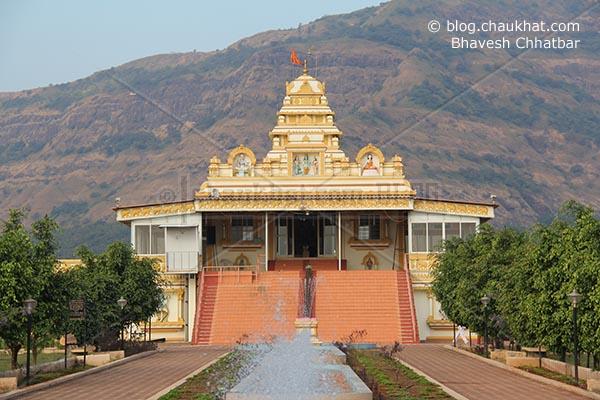 Panduranga Kshetra - Hadshi Temple near Pune