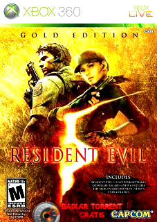 Resident Evil 5 Gold Edition Xbox 360 Torrent Download