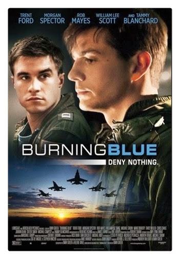 ლურჯი წვა - Burning Blue (2013 )