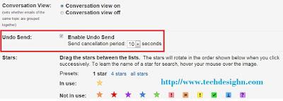 """""""enable undo send"""""""