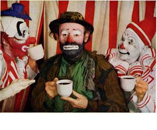 badut kopi luwak