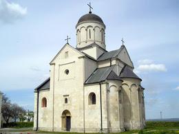 Church of St.Panteleimon near Galych