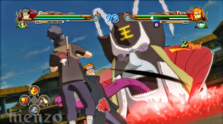 Free Download PC Game Naruto Shippuden Full Version