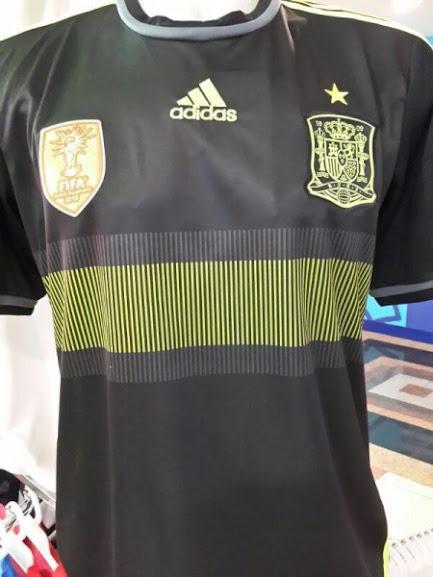 Jual Jersey Spanyol Away Piala Dunia 2014