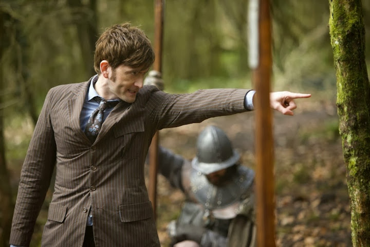 El Dia del Doctor: David Tennant