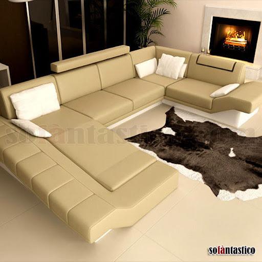 Divani Sofantastico : Divani angolari divano angolare moderno pelle sofa