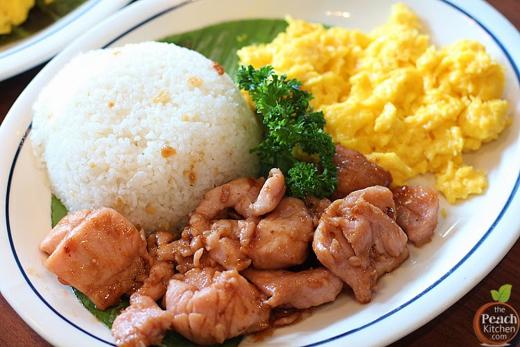 IHOP Filipino Breakfast: Classic Chicken Tocino | www.thepeachkitchen.com