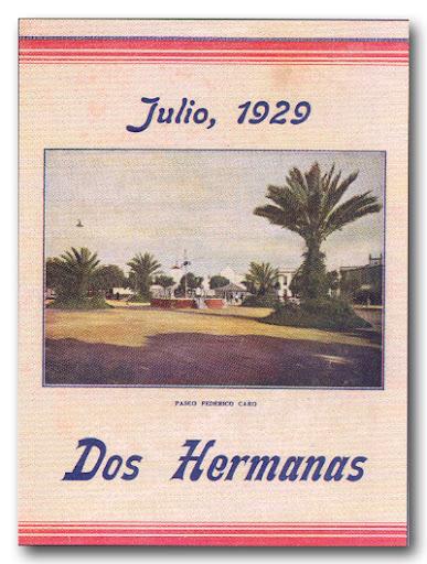 Revista de Feria 1929
