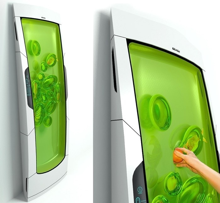 Gel Fridge