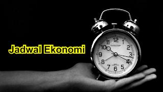 Jadwal Ekonomi