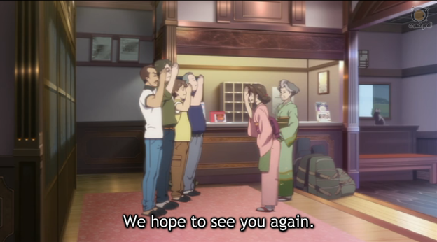 Hanasaku Iroha Episode 7 Screenshot 36