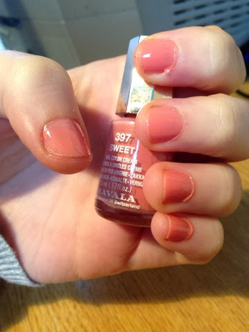 Mavala Nail Polish in 397 Sweet