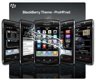 BlackBerry Theme - ProHP.net
