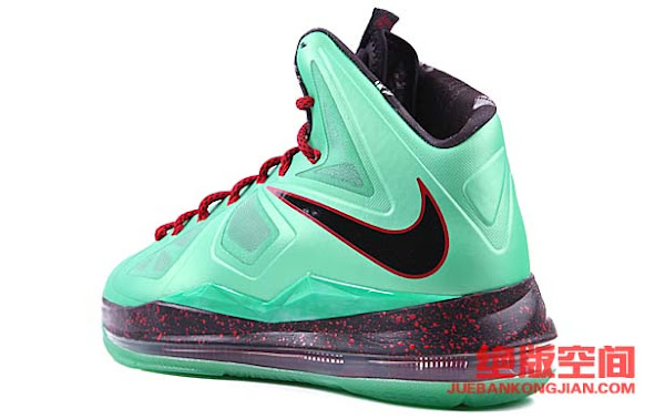 official photos b3390 8c8d5 LeBron X China Jade Early Release. LBJ10 Signature Box ...