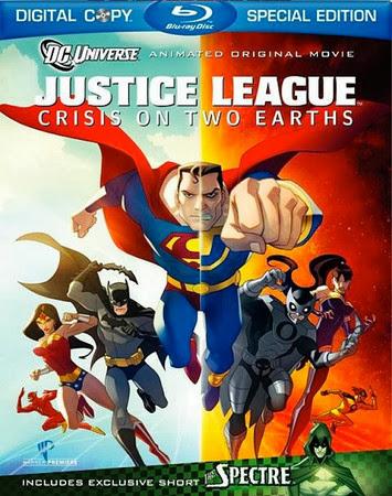 Liga de la Justicia. Crisis en Dos Tierras [BDRip 1080p][Dual AC3.DTS][Subs][Animaci�n][2010]