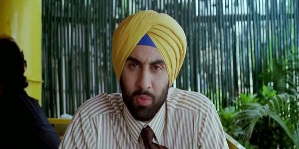 Screen Shot Of Hindi Movie Rocket Singh: Salesman of the Year (2009) Download And Watch Online Free at alldownloads4u.com