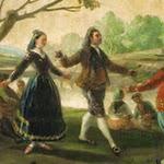 El baile de San Antonio de la Florida - F. de Goya