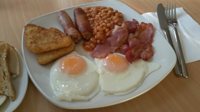Big Breakfast at RGU:Union