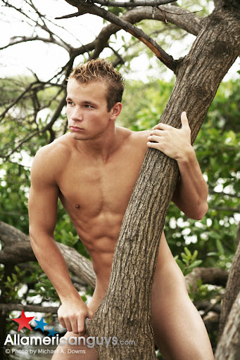 Picture About Male Model Hunter AAG