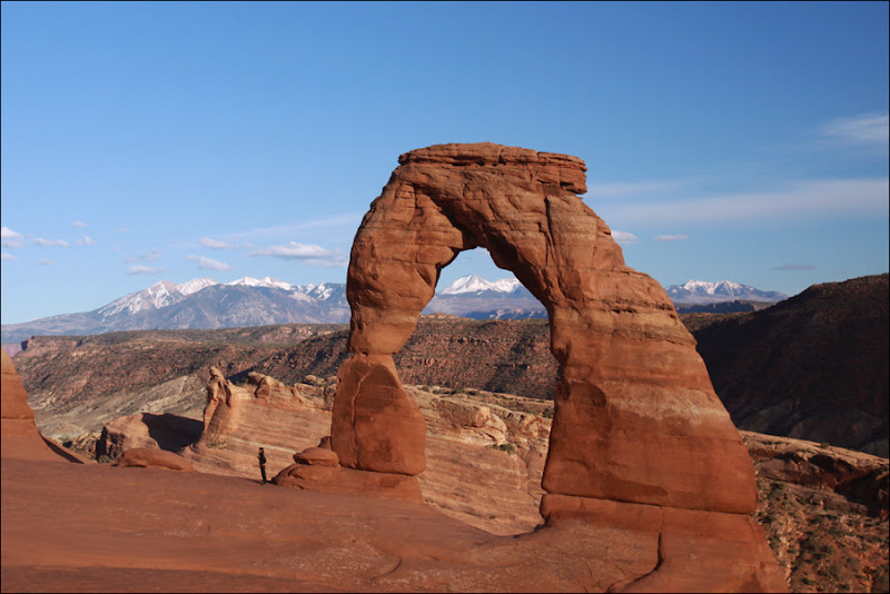 Delicate Arch @ Arches National Park