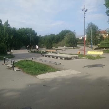 Skarpnäcks Skatepark 1481