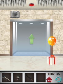 100 Floors Level 45 Walkthrough Doors Geek