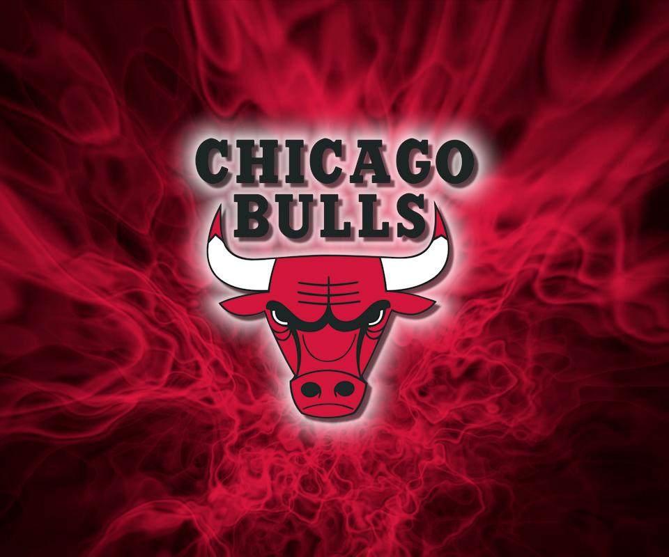 gallery for chicago bulls logo wallpaper phone