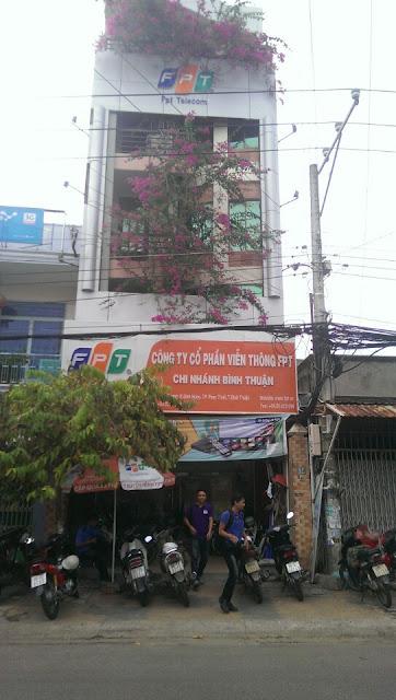 Chi Nhánh Văn Phòng Công Ty FPT Telecom Bình Thuận