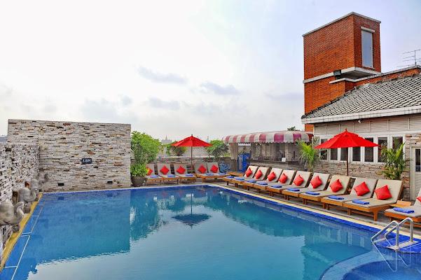Buddy Lodge Hotel, 265 Khaosan Road, Taladyod, Pranakorn, Bangkok 10200, Thailand