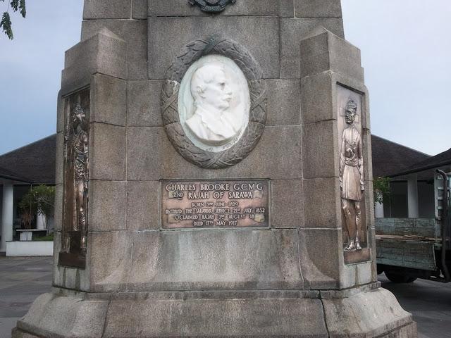 Tugu-Peringatan-Charles-Brooke-Memorial-Monument