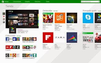 Windows Store actualiza su interfaz para que puedas encontrar aplicaciones fácilmente