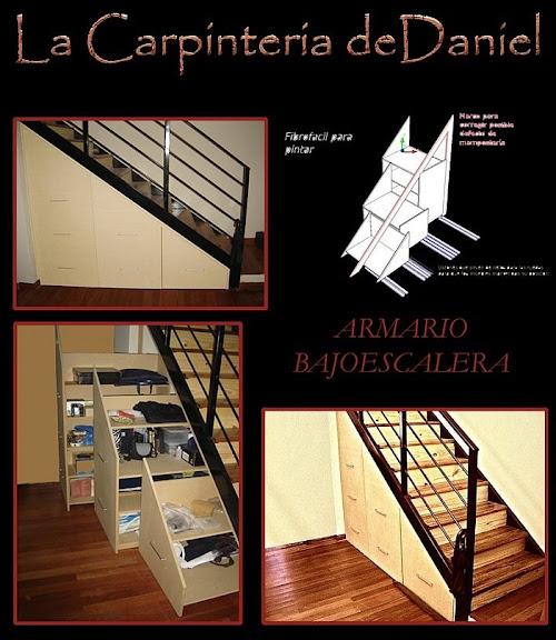 Mueble bajo escalera otros a ars 1090 en preciolandia for Mueble bajo escritorio